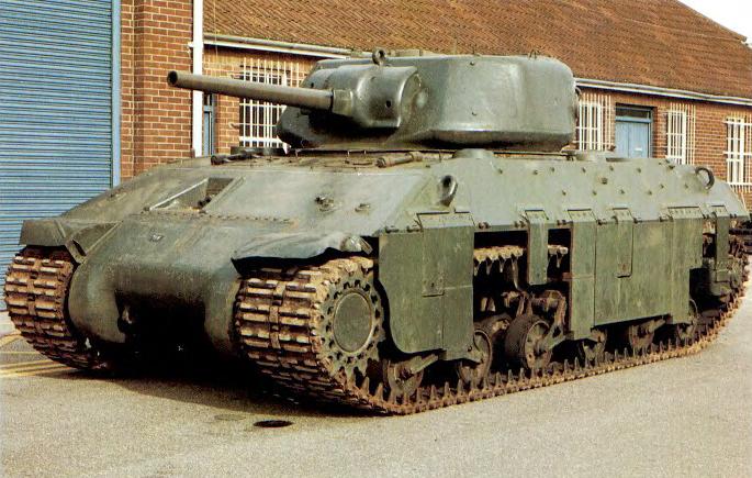 Встречаем Американской премиумный тяжёлый танк 5го уровня Т14